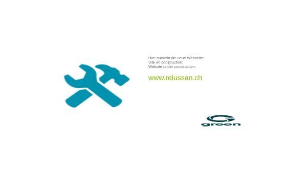 Vorschau von www.relussan.ch, Relussan - Photonen-Resonanz-Therapie