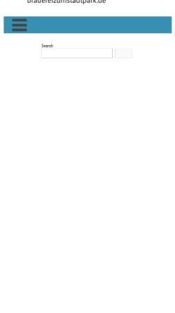 Vorschau der mobilen Webseite www.brauereizumstadtpark.de, Brauerei zum Stadtpark