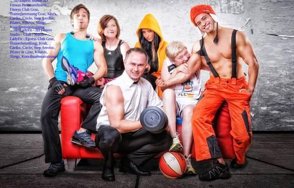 Vorschau von www.3dfitnessstudio.at, LadyFit Sportstudio
