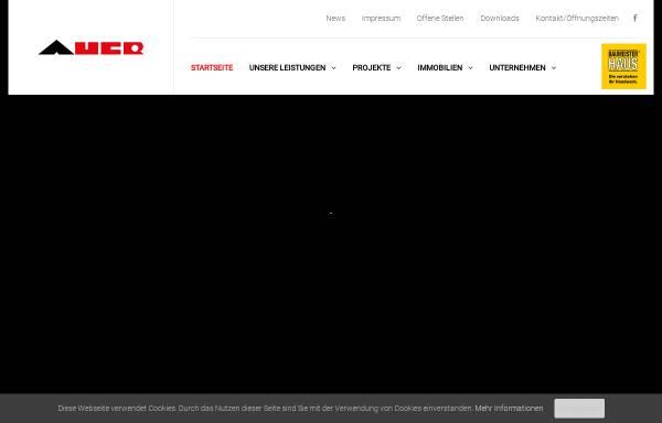 Vorschau von www.auerbau.at, Bauunternehmen Auer