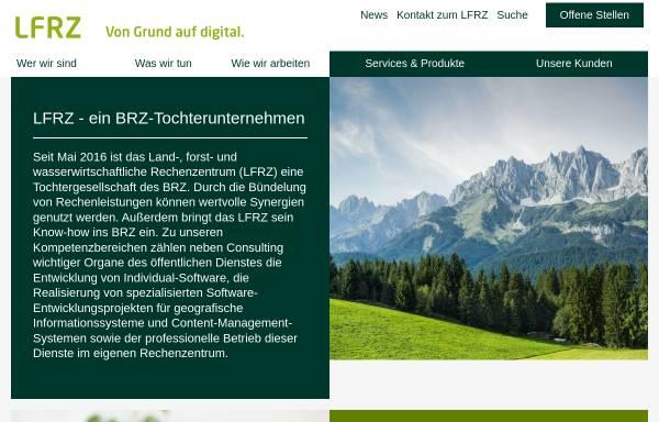Vorschau von www.lfrz.at, LFRZ
