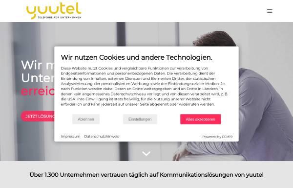 Vorschau von atms.at, Atms - Telefon- und Marketing Services GmbH