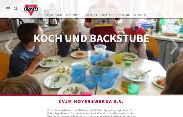 Vorschau von www.cvjm-hoyerswerda.de, CVJM Hoyerswerda