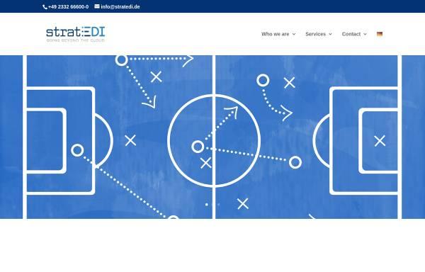 Vorschau von www.stratedi.de, Stratedi GmbH