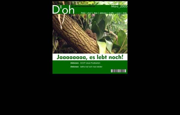 Vorschau von www.dafhs.org, [de.alt.fan.haraldschmidt] dafhs.org