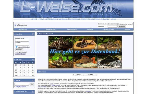 Vorschau von www.l-welse.com, L-Welse.com