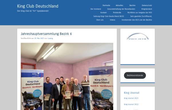 Vorschau von www.king-club-deutschland.de, King-Club Deutschland