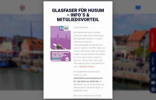 Vorschau von www.tsvhusum.de, TSV Husum 1875