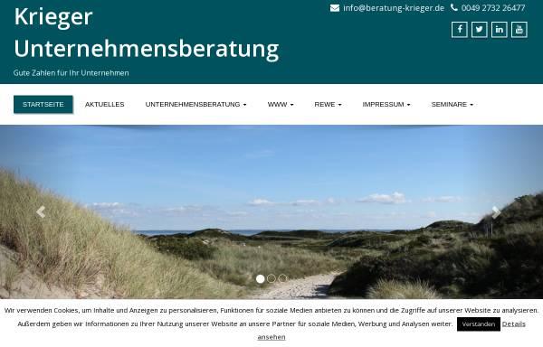 Vorschau von www.s-drechsler.de, S. Drechsler Unternehmenssteuerung