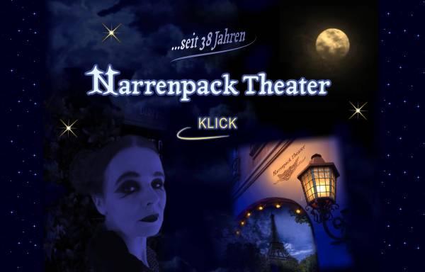 Vorschau von www.narrenpack.ch, Bern, Narrenpack Theater