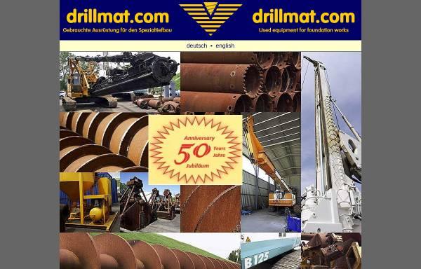 Vorschau von www.drillmat.com, Drillmat.com