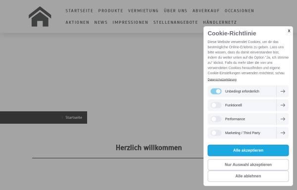 Vorschau von www.simmler-baumaschinen.ch, Simmler Baumaschinen AG
