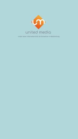 Vorschau der mobilen Webseite malerweber.de, Maler Weber