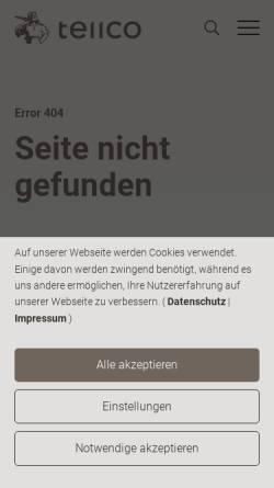 Vorschau der mobilen Webseite pkpro.ch, Pensionskasse Pro