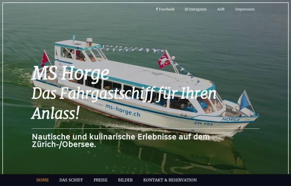Vorschau von www.fischer-charter.ch, Fischer Charter