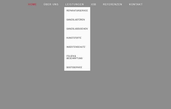 Vorschau von www.kloepfer-glas.de, Glaserei Kloepfer