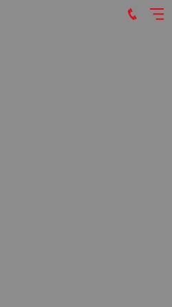 Vorschau der mobilen Webseite www.kloepfer-glas.de, Glaserei Kloepfer