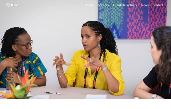 Vorschau von www.icwe.net, Icwe GmbH