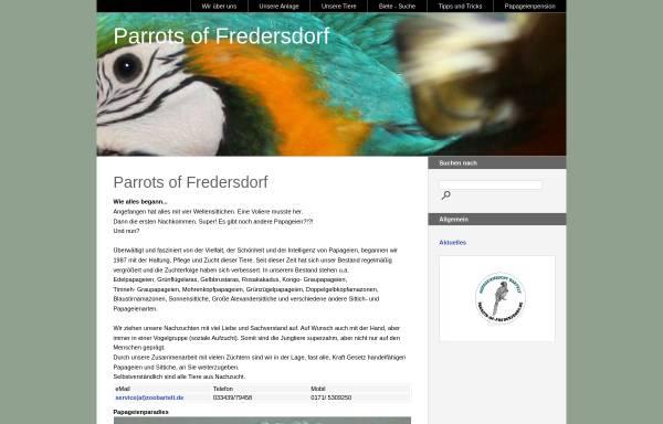 Vorschau von www.zoobartelt.de, Zoofachgeschäft - Bartelt