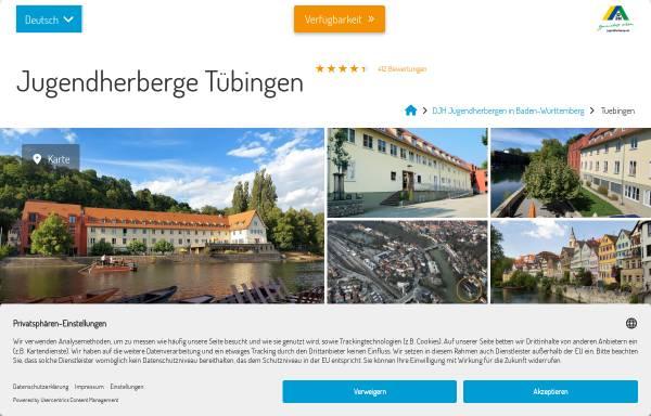 Vorschau von tuebingen.jugendherberge-bw.de, Jugendherberge Tübingen