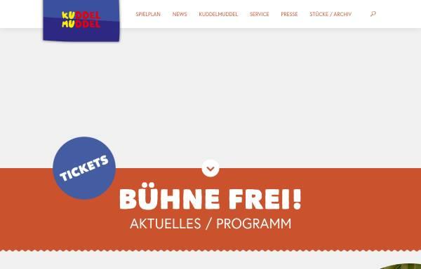 Vorschau von www.kuddelmuddel.at, Kudelmuddel
