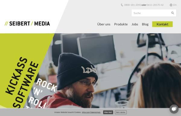 Vorschau von www.seibert-media.net, Seibert Media GmbH