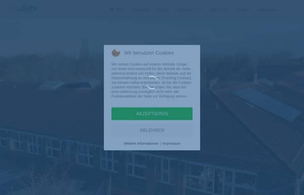 Vorschau von www.gefa-nms.de, Gesamtschule Faldera