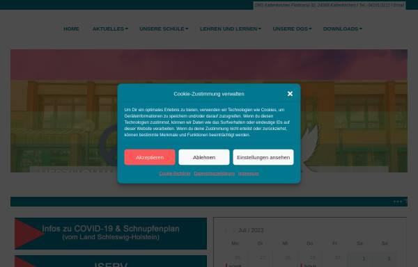 Vorschau von www.dbs-kaki.de, Dietrich Bonhoeffer Schule