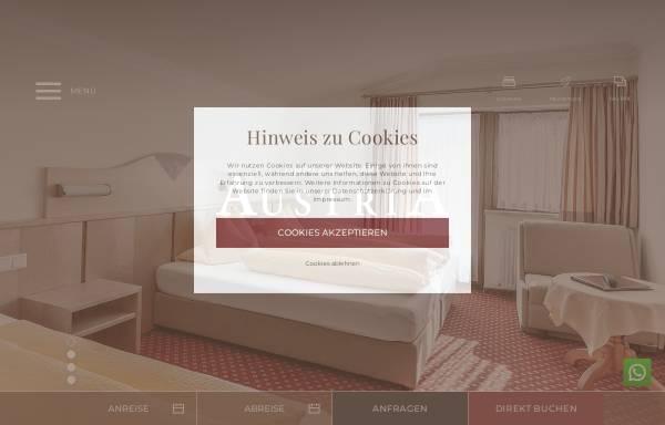 Vorschau von www.austria-soelden.at, Ferienhaus & Landhaus Austria
