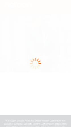 Vorschau der mobilen Webseite www.netcon.de, Netcon Interactive GmbH