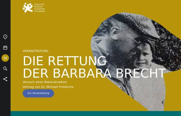 Vorschau von www.jkmas.de, Jüdisches Kulturmuseum Augsburg Schwaben