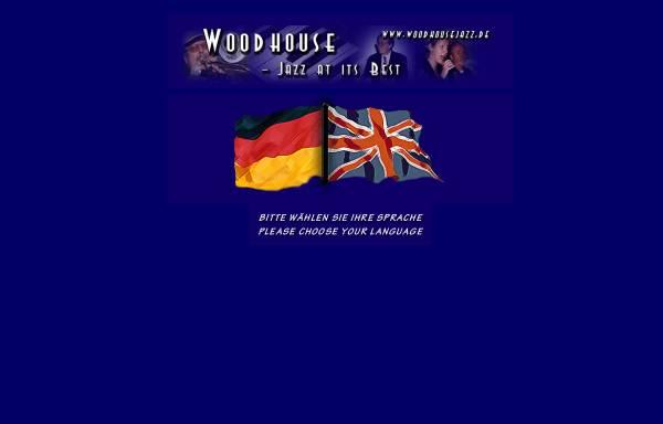 Vorschau von www.woodhousejazz.de, Woodhouse Jazzband
