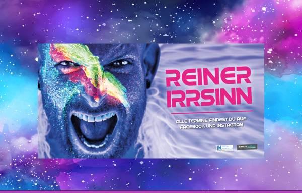 Vorschau von www.reiner-irrsinn.de, Reiner Irrsinn