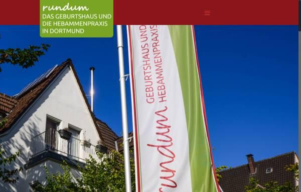 Vorschau von www.geburtshaus-dortmund.de, Hebammenpraxis Rundum