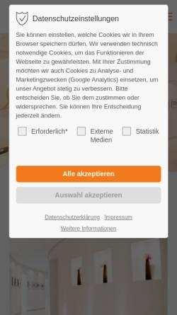Vorschau der mobilen Webseite www.praxis-neuemitte.de, Dr. Eva Smolarek und Dr. Tobias Meyer-Langenfeld, Zahnarztpraxis Neue Mitte
