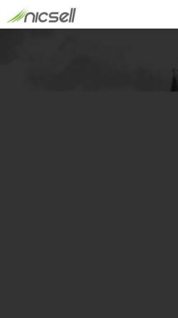 Vorschau der mobilen Webseite nana-lindau.de, Nana - Eat Drink Music