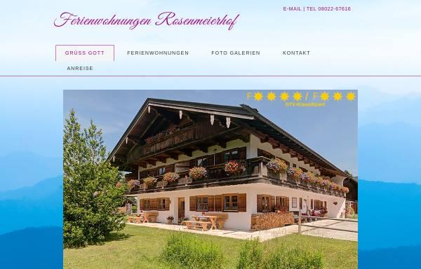 Vorschau von www.appartementhaus-an-der-rottach.de, Appartementhaus an der Rottach