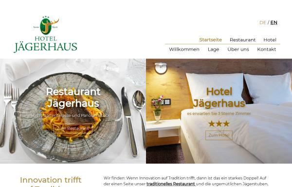 Vorschau von www.jaegerhaus-es.de, Höhenhotel Jägerhaus