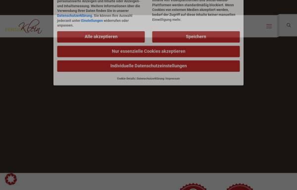 Vorschau von www.pension-klein.com, Pension Kamerichs
