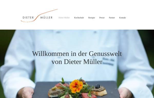 Vorschau von www.dietermueller.de, Dieter Müller