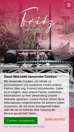 Vorschau der mobilen Webseite www.tagungshotel-info.de, Haus Friedrichsbad