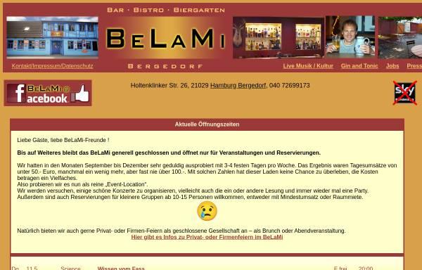 Vorschau von www.belami-hamburg.de, BeLaMi, Bergedorf
