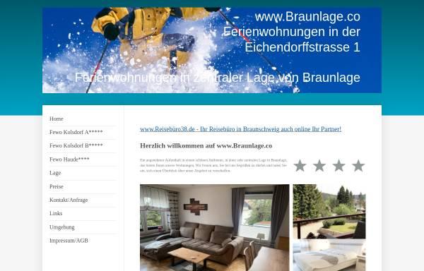 Vorschau von www.kolsdorf.com, Ferienwohnungen Kolsdorf