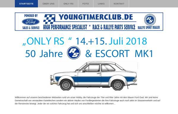 Vorschau von www.youngtimerclub.de, Ford Youngtimer Club Rheingau