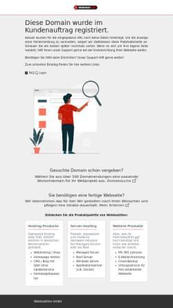 Vorschau der mobilen Webseite www.matularecords.de, Matula Records