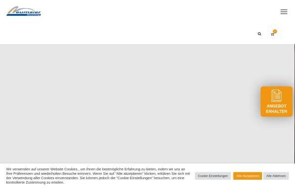 Vorschau von allround-umzuege.de, A-Z Allround-Umzüge Neumaier GmbH