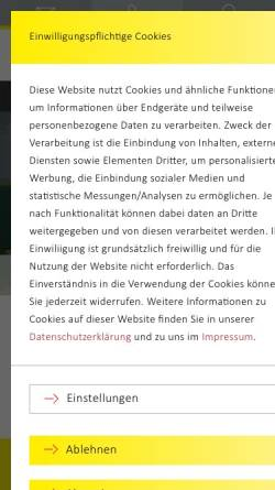Vorschau der mobilen Webseite www.schweinsteiger.com, A bis Z Schweinsteiger Umzüge GmbH
