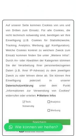 Vorschau der mobilen Webseite www.dekoba.de, Dekoba Schauwerbung GmbH