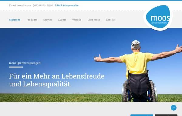Vorschau von www.moosistda.de, Moos Entsorgung GmbH Wellingen