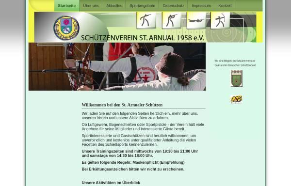 Vorschau von www.schuetzen-st-arnual.de, Schützenverein St. Arnual e.V.